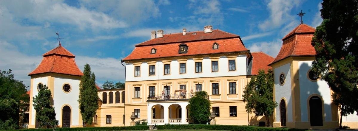 Obec Kravsko - zámek Kravsko